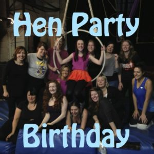 Parties, Team Building and Workshops