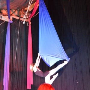 Youth Circus 4-17yrs